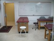 EKU Athletic Training Weaver Clinical Skills Lab