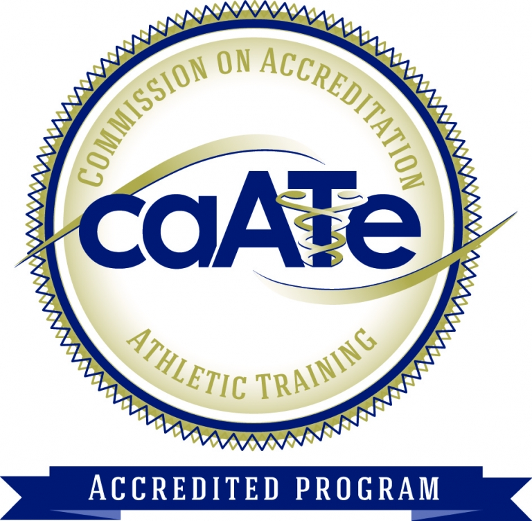 Seal of the Commission on Accreditation of Athletic Training Programs