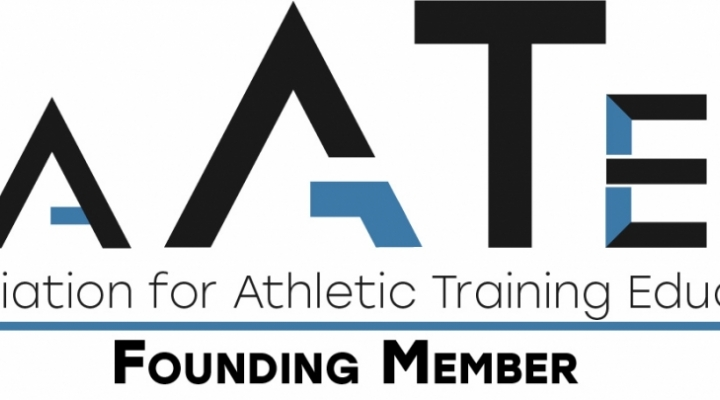 EKU is a Founding Member of the Association of Athletic Training Education(AATE)