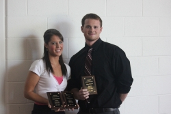 EKU Athletic Training Students Receive Awards