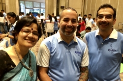 EKU Athletic Training Faculty Dr. Sciascia Presents 2-Day Class in India