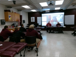 EKU Students Enjoy the Wisdom Of Professional Leaders