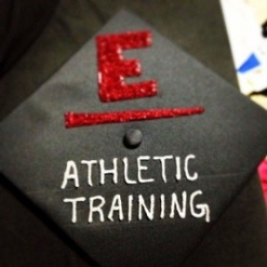 EKU Athletic Training Graduation Cap