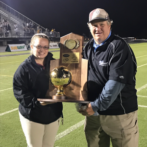 EKU Athletic Training Student Rachel Ellison Enjoys A State Championship