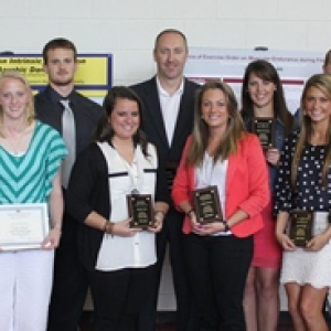 2013 Exercise and Sport Science Award Winners