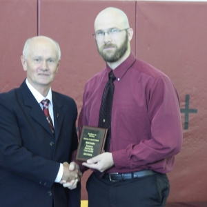 EKU Athletic Training Faculty Dr. Sabin Wins ESS Award