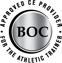 EKU Athletic Training - a BOC Approved Provider for Athletic Trainers